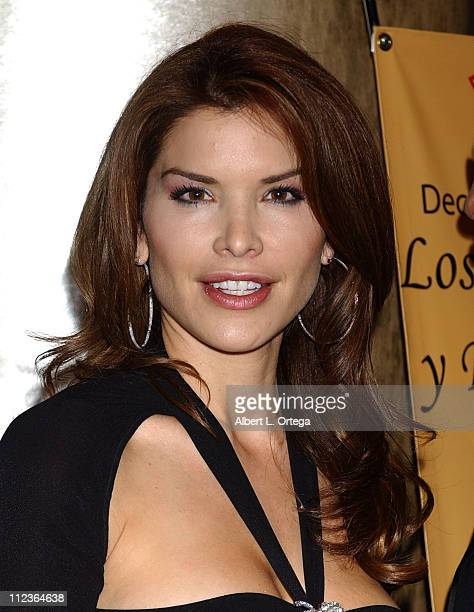 Lauren Sanchez during 34th Annual Nosotros Golden Eagle Awards Cocktail Reception at Beverly Hilton Hotel in Beverly Hills CA United States