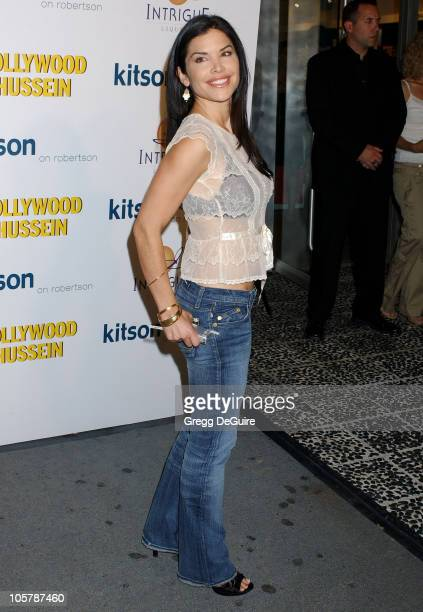 Lauren Sanchez during Hollywood Hussein Book Party Hosted by Author Ken Baker at Kitson in Los Angeles California United States