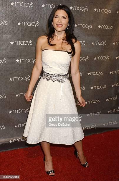 Lauren Sanchez during Macy's and American Express Passport Gala 2005 - Arrivals at Barker Hanger in Santa Monica, California, United States.