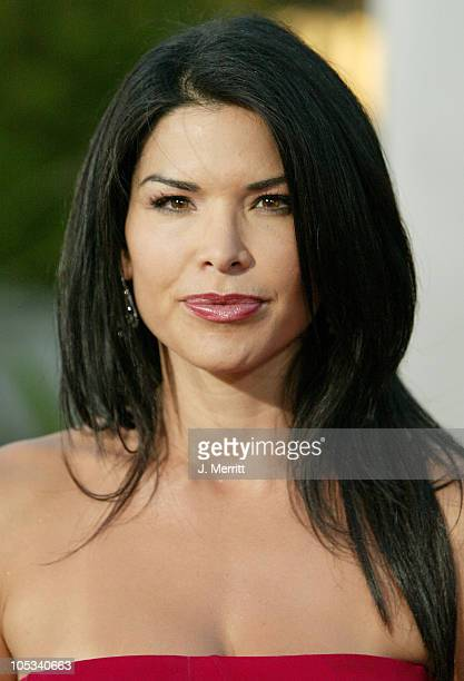 Lauren Sanchez during The Bourne Supremacy World Premiere Arrivals at ArcLight Cinerama Dome in Hollywood California United States