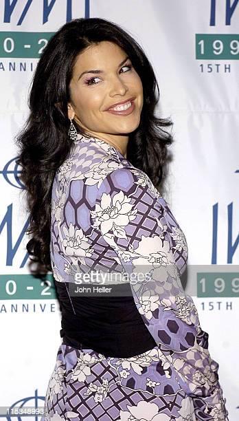 Lauren Sanchez during The International Women's Media Foundation Courage In Journalism Awards at The Regent Beverly Wilshire Hotel in Beverly Hills,...