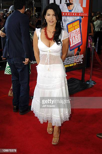 Lauren Sanchez during The Longest Yard Los Angeles Premiere Arrivals at Grauman's Chinese Theater in Hollywood California United States