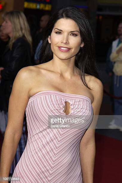 Lauren Sanchez during The World Premiere of Bruce Almighty at Universal Amphitheatre in Universal City California United States