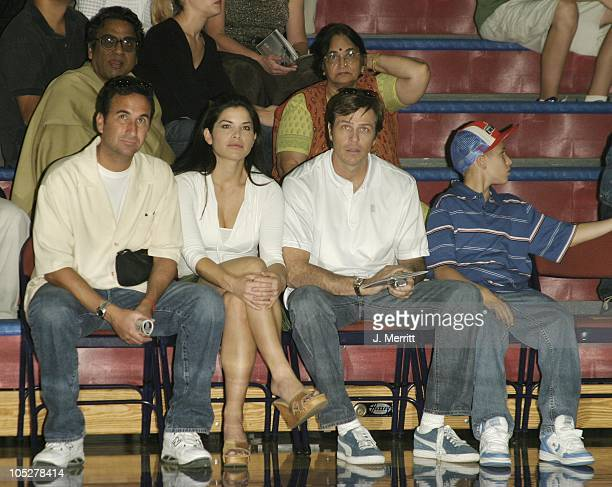 Lauren Sanchez during Youth INC Net Gain Celebrity Basketball Game at Crossroads High School in Santa Monica California United States