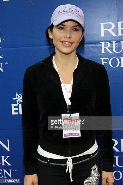 Lauren Sanchez Whitesell during The Entertainment Industry Foundation's 14th Annual Revlon Run/Walk for Women at Los Angeles Memorial Coliseum at...