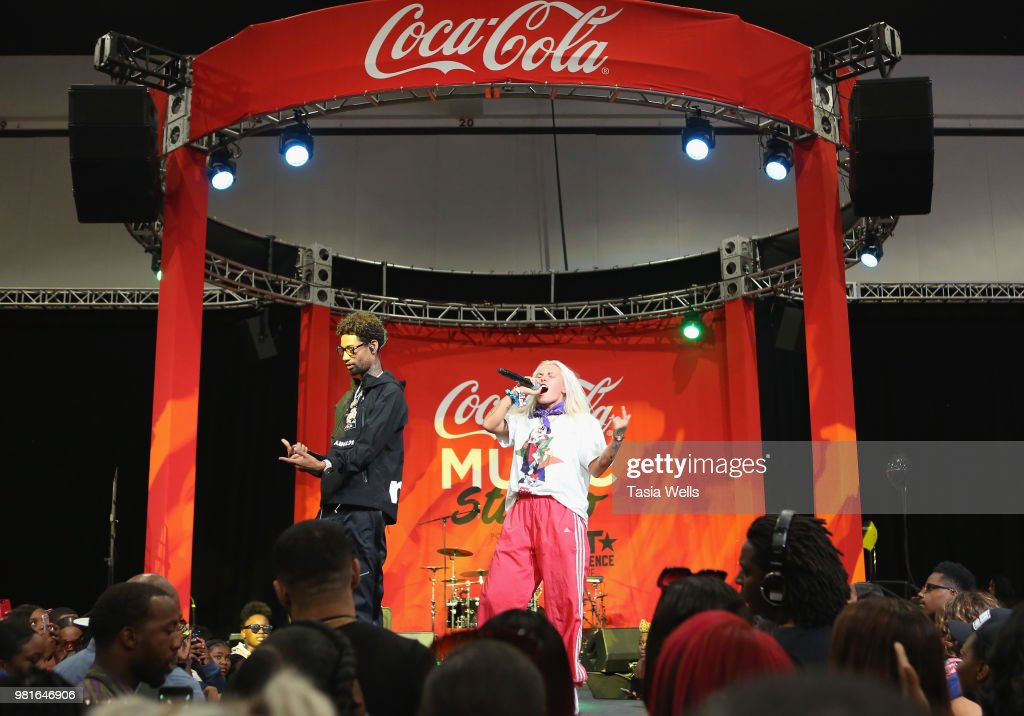 2018 BET Experience - Coca-Cola Music Studio - Day 1
