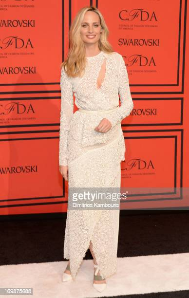Lauren Santo Domingo attends 2013 CFDA Fashion Awards at Alice Tully Hall on June 3 2013 in New York City