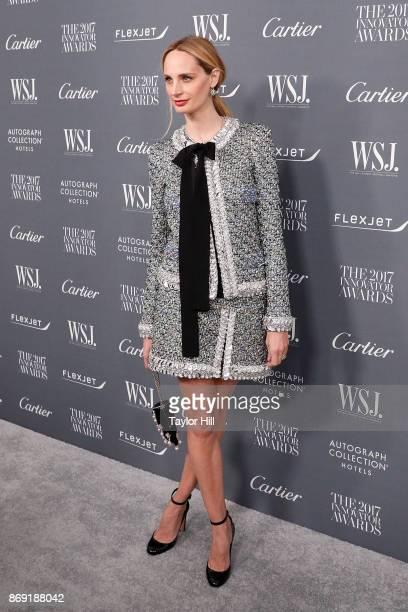 Lauren Santo Domingo attends the 2017 WSJ Innovator Awards at Museum of Modern Art on November 1 2017 in New York City