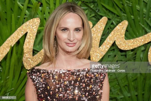 Lauren Santo Domingo attends the Fashion Awards 2017 In Partnership With Swarovski at Royal Albert Hall on December 4 2017 in London England