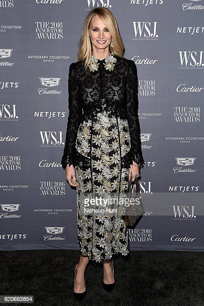 Lauren Santo Domingo attends the WSJ Magazine 2016 Innovator Awards at Museum of Modern Art on November 2 2016 in New York City