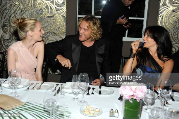 Lauren Santo Domingo, Peter Dundas and Sofia Vergara attend Peter Dundas of EMILIO PUCCI hosts a dinner at The Webster at The Webster on December 3,...