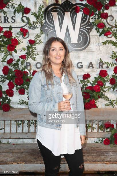 Lauren Saylor attends POPSUGAR x Winemaker's Selection Launch at AOC on May 24 2018 in Los Angeles California