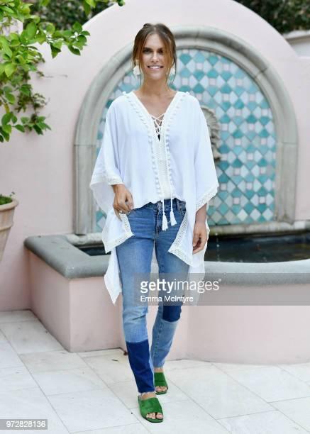 Lauren Scruggs Kennedy attends Summer '18 Box of Style by Rachel Zoe Soiree at Hotel Bel Air on June 12 2018 in Los Angeles California