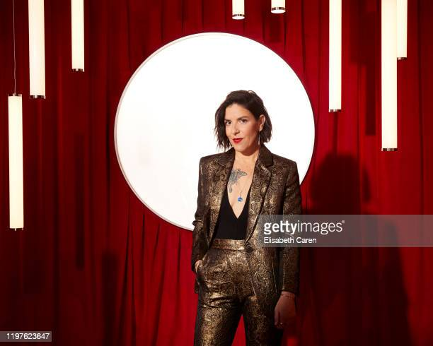 Lauren Shapiro attends the 22nd Costume Designers Guild Awards at The Beverly Hilton Hotel on January 28 2020 in Beverly Hills California