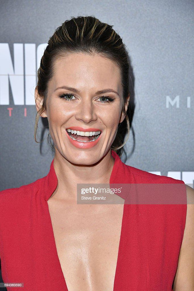 "Premiere Of Summit Entertainment's ""Mechanic: Resurrection"" - Arrivals"