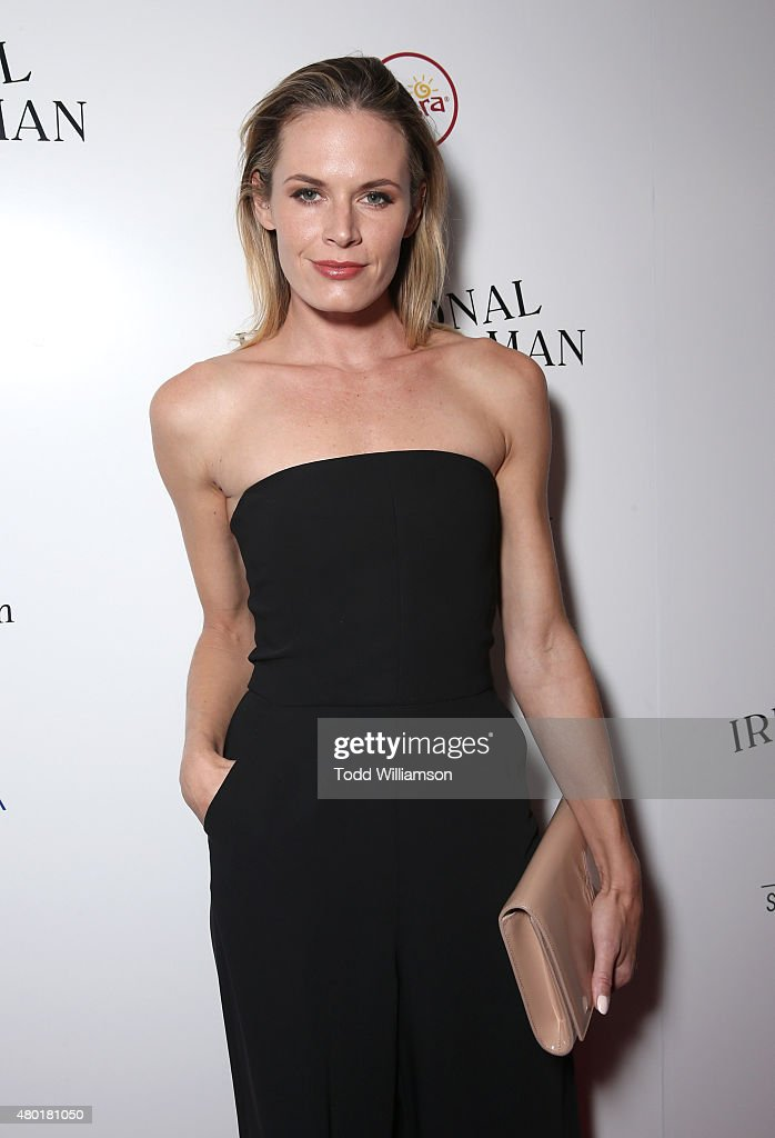 Lauren Shaw attends the Sony Pictures Classics Premiere For 'Irrational Man' Hosted By Svedka Vodka, Hakkasan And Sabra at The WGA Theater on July 9, 2015 in Beverly Hills, California.