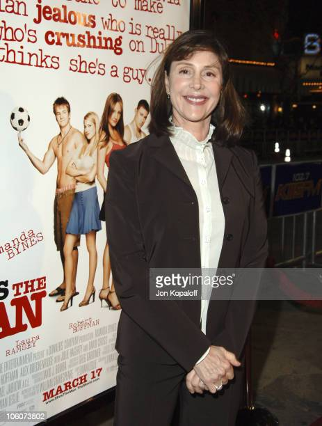 """Lauren Shuler Donner, producer during DreamWorks' """"She's the Man"""" Los Angeles Premiere - Red Carpet at Mann's Village in Westwood, California, United..."""