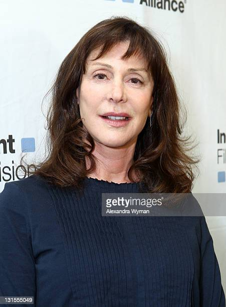 Lauren Shuler Donner Producer XMen franchise The Secret Life of Bees attends the 2011 American Film Market Day 4 The PGA Presents A Conversation with...