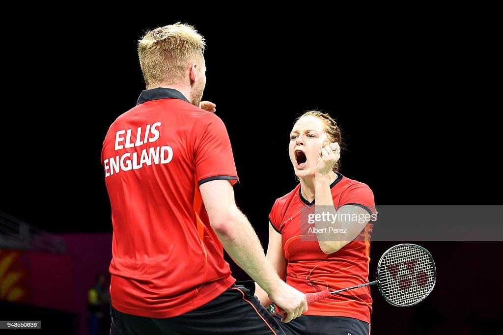 Badminton - Commonwealth Games Day 5 : News Photo