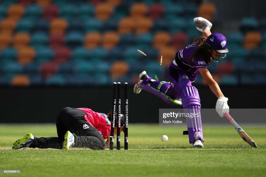 WBBL - Hurricanes v Sixers