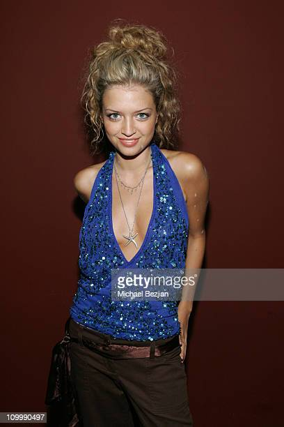 Lauren Storm during Ashley Tisdale Birthday Party 9 October 2005 at Pearl in West Hollywood California United States