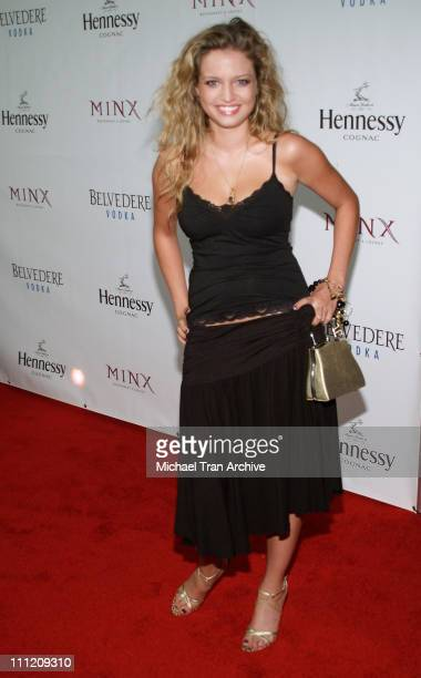 Lauren Storm during Grand Opening of MINX Restaurant and Lounge September 27 2006 at Minx in Glendale California United States