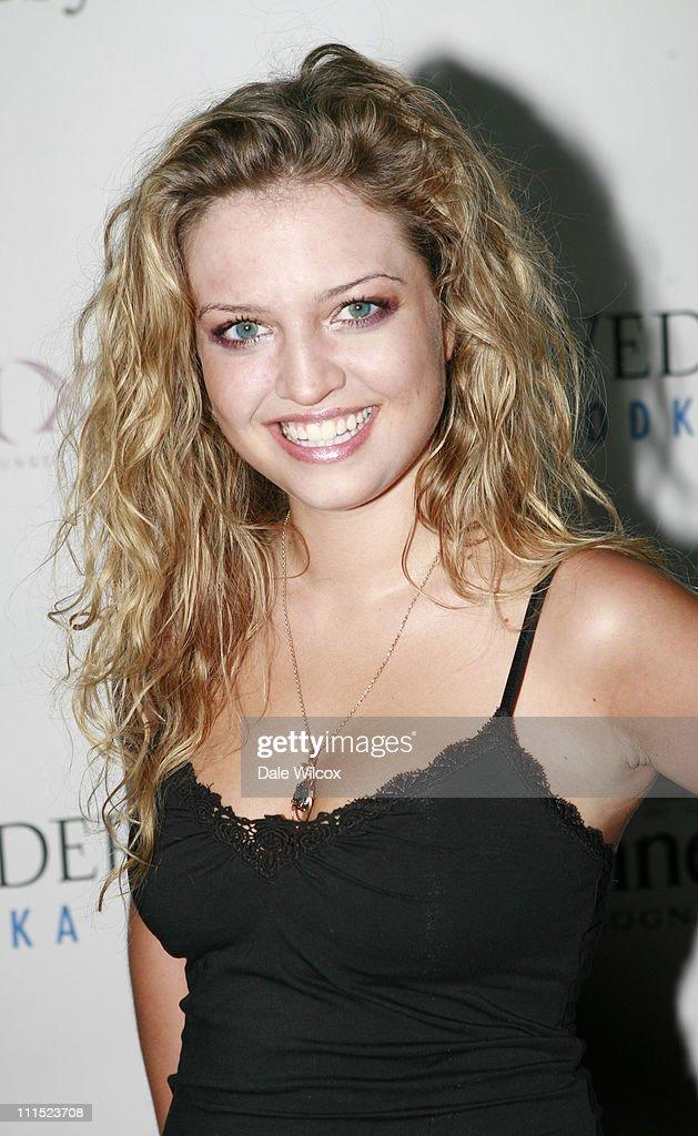 Lauren Storm during Minx Event in Los Angeles, California, United States.