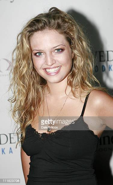 Lauren Storm during Minx Event in Los Angeles California United States