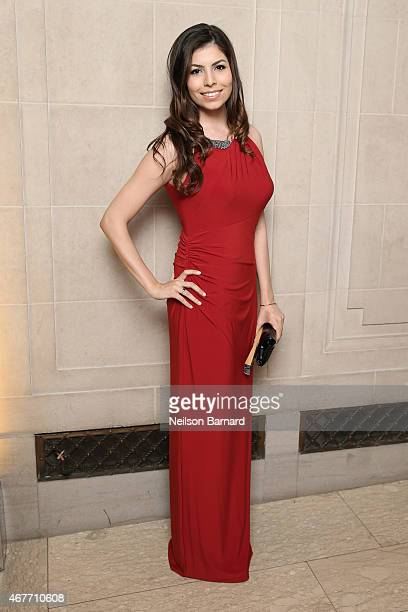 Lauren Swerdloff attends the The Frick Collection 2015 Young Fellows Ball A Dance at the Spanish Court sponsored by LANVIN at The Frick Collection on...