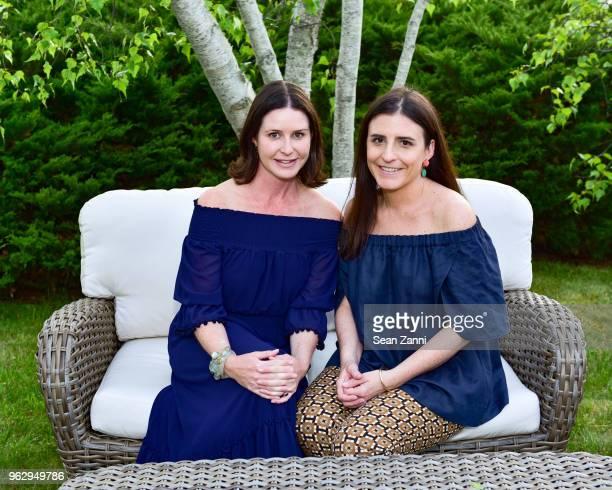 Lauren Thayer and Erin Thayer attend ARF Thrift Shop Designer Show House Sale at ARF Thrift Treasure Shop on May 26 2018 in Sagaponack New York
