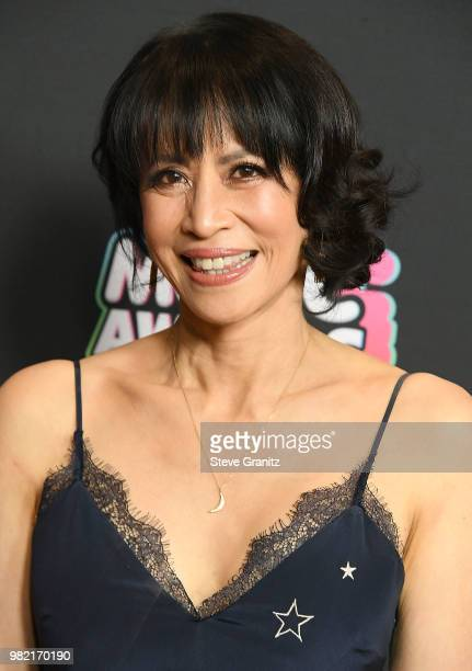 Lauren Tom arrives at the 2018 Radio Disney Music Awards at Loews Hollywood Hotel on June 22 2018 in Hollywood California