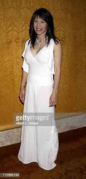 Lauren Tom during MANAA 10th Anniversary Awards Gala at Wilshire Grand Hotel in Los Angeles, California, United States.