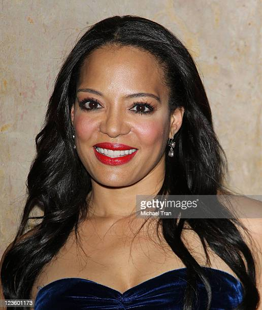 Lauren Velez arrives at the 61st Annual Ace Eddie Awards held at The Beverly Hilton hotel on February 19 2011 in Beverly Hills California