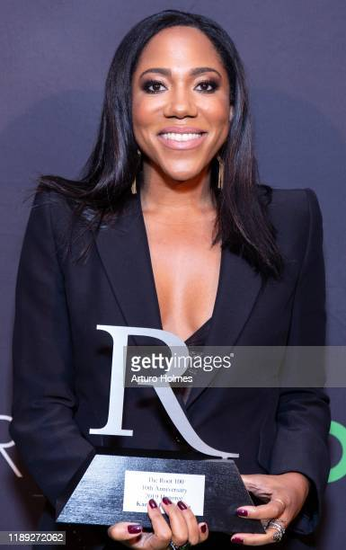 Lauren Wesley Wilson attends 2019 ROOT 100 Gala at The Angel Orensanz Foundation on November 21 2019 in New York City