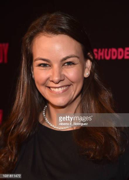Lauren White attends the Los Angeles Special Screening And QA Of 'Mandy' At Beyond Fest at the Egyptian Theatre on September 11 2018 in Hollywood...