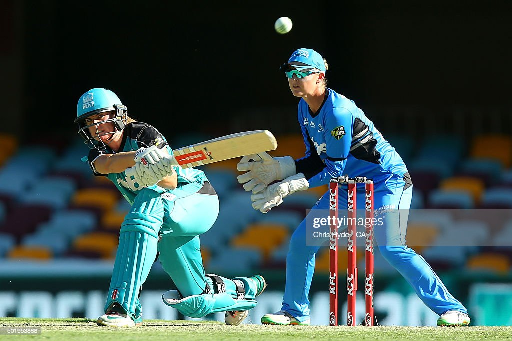 Women's Big Bash League - Brisbane Heat v Adelaide Strikers
