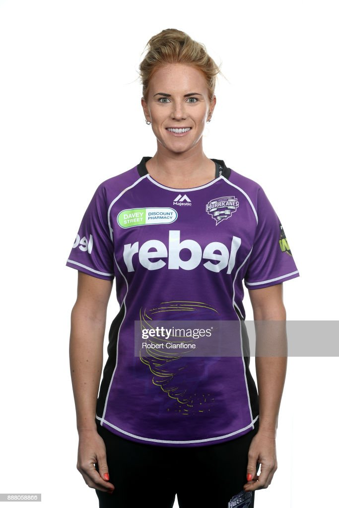 Hobart Hurricanes WBBL Headshots Session