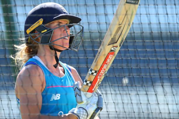 GBR: England Women Nets Session