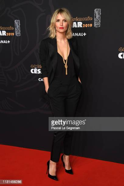 Laurence Arne attends Cesar Film Awards 2019 at Salle Pleyel on February 22 2019 in Paris France