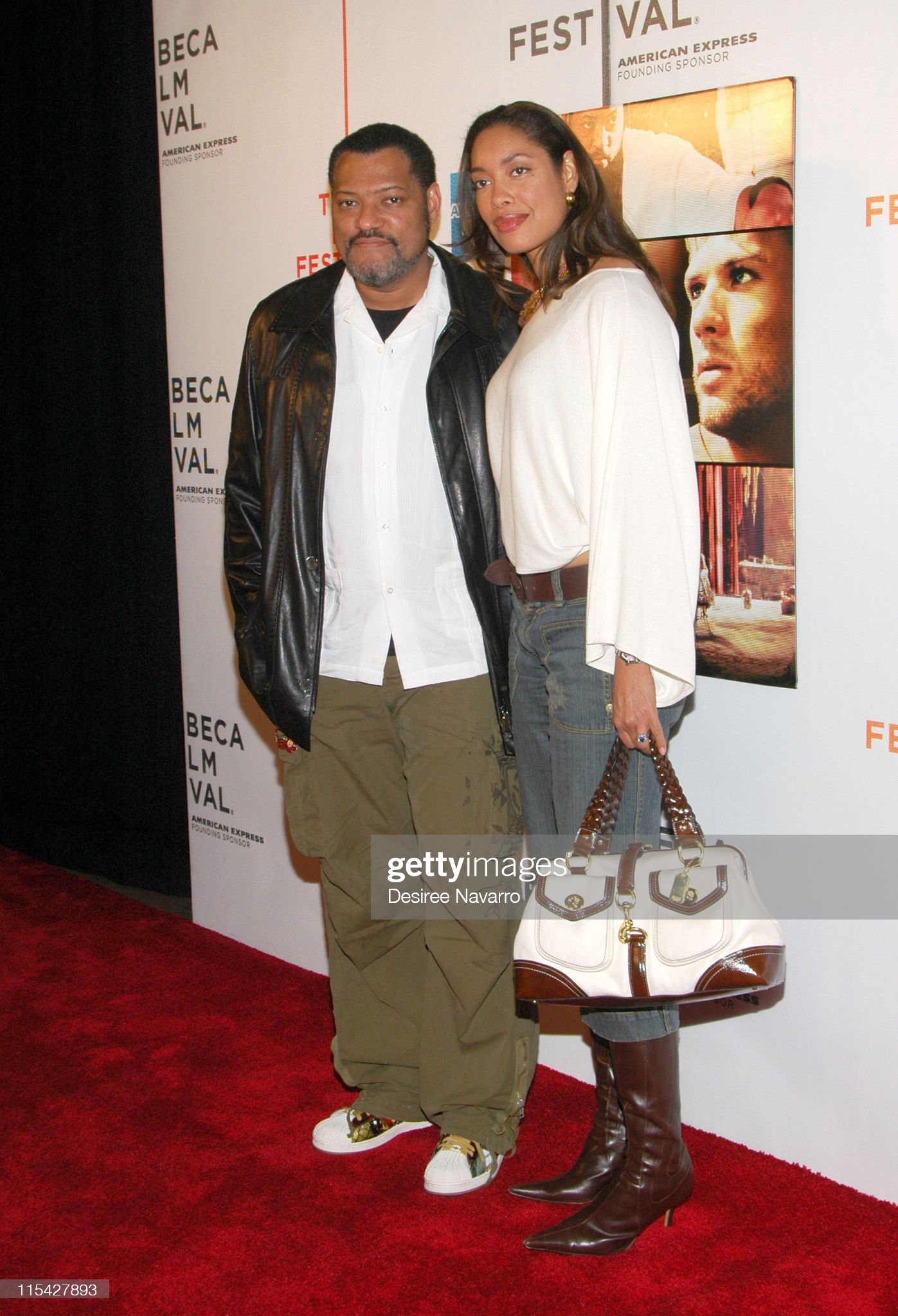 ¿Cuánto mide Laurence Fishburne? - Real height Laurence-fishburne-and-gina-torres-during-5th-annual-tribeca-film-picture-id115427893?s=2048x2048