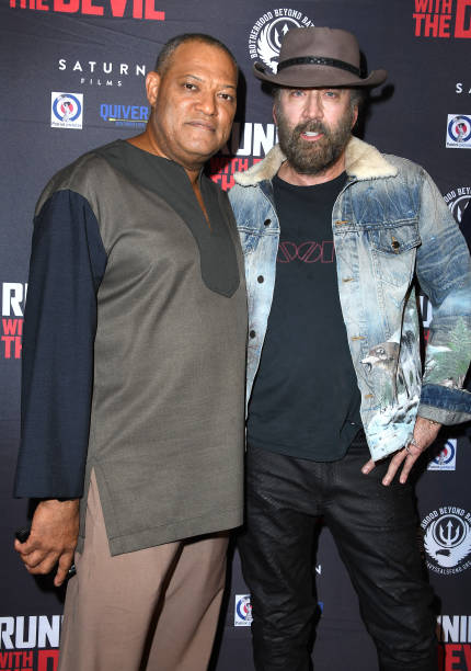 """CA: Premiere Of Quiver Distribution's """"Running With The Devil"""" - Arrivals"""