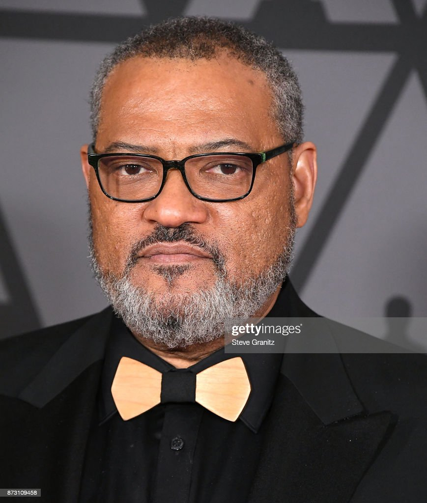 Laurence Fishburne arrives at the Academy Of Motion Picture Arts And Sciences' 9th Annual Governors Awards at The Ray Dolby Ballroom at Hollywood & Highland Center on November 11, 2017 in Hollywood, California.