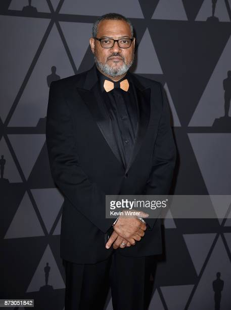 Laurence Fishburne attends the Academy of Motion Picture Arts and Sciences' 9th Annual Governors Awards at The Ray Dolby Ballroom at Hollywood...