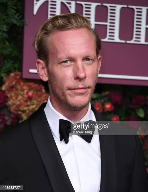 Laurence Fox attends the 65th Evening Standard Theatre Awards at London Coliseum on November 24 2019 in London England