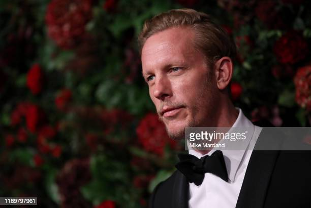Laurence Fox attends the 65th Evening Standard Theatre Awards at the London Coliseum on November 24 2019 in London England