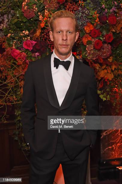 Laurence Fox attends the 65th Evening Standard Theatre Awards in association with Michael Kors at the London Coliseum on November 24, 2019 in London,...