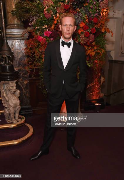 Laurence Fox attends the 65th Evening Standard Theatre Awards in association with Michael Kors at the London Coliseum on November 24 2019 in London...