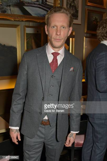 Laurence Fox attends the British GQ dinner cohosted by Dylan Jones Jack Guinness in partnership with JPHackett No14 Savile Row during London Fashion...