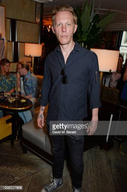Laurence Fox attends the launch of Sager Wilde at Bassoon Bar Corinthia Hotel London on July 25 2018 in London England