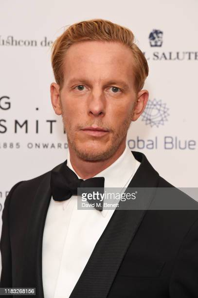 Laurence Fox attends the Walpole British Luxury Awards 2019 at The Dorchester on November 18 2019 in London England